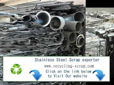United Kingdom Stainless Steel Scrap exporter importer wholesale suppliers