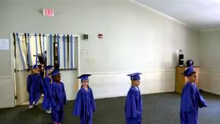 2020 K5 Graduation: Solverus Christian Academy - Mauldin Campus