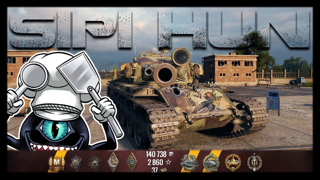 WoT   Centurion 5/1 - RAAConcátlan és keményfejű (Sipi_HUN)