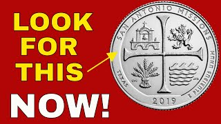 2019 W quarter you need to look for NOW! Quarter worth money!