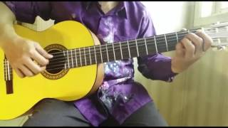Paman Datang - AT Mahmud (Fingerstyle Cover )