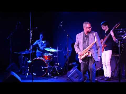 Ves Marable (Saxophonist) - We Are One cover - Frankie Beverly and Maze