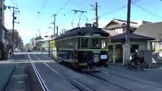 阪堺電車76 つりかけの音
