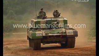 Indian Tank -Arjun: Discovery Channel's