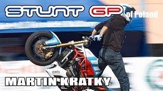 Martin Krátký - 2nd PLACE StuntGP 2014