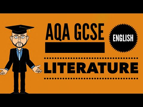 AQA GCSE English Literature Paper 2 Section B: Anthology Poetry