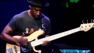 marcus miller bass solo in tokyo jazz