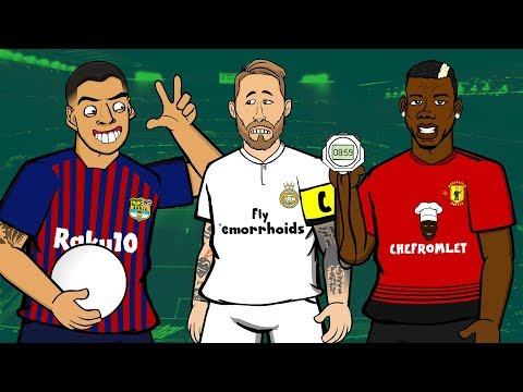 Barcelona 5-1 Real Madrid, Lopetegui SACKED! 📺 GOGGLE IN THE BOX with 442oons 📺 El Clasico special