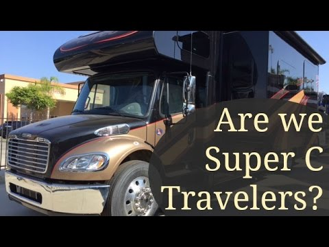 Are we Super C travelers?