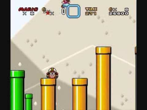 super mario world how to fly with cape