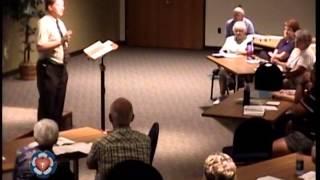 The Ten Commandments - Rev. Scott Gorud - Session 2
