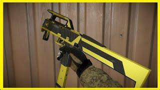 Опасный скорострел Magpul FMG-9 (Warface)