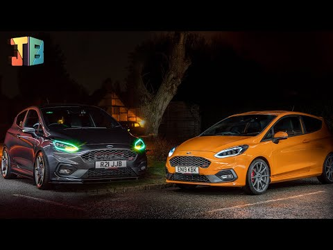 Ford Fiesta ST - Factory Modified Or Aftermarket? 🤷🏼♀️ (ST3 VS PERFORMANCE Edition)