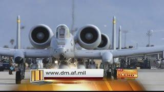 Davis-Monthan Air Force Base - Colonel James Meger