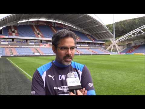 INTERVIEW: David Wagner reviews Huddersfield Town's 3-0 defeat to Cardiff City