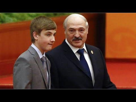 Лукашенко предложил сыну