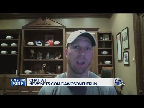 Tim Couch on Browns QB controversy