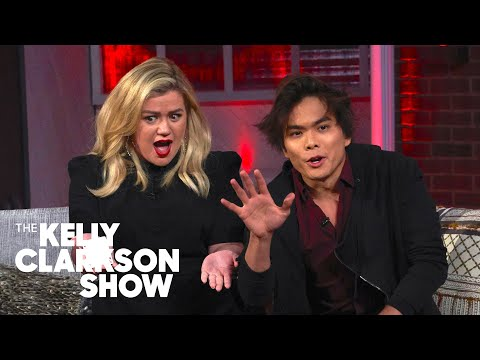 'AGT' Winner Shin Lim's Magic Tricks Wow Max Greenfield And Kelly Clarkson