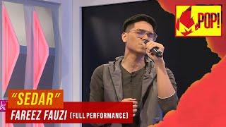 MPop! : Fareez Fauzi - Sedar (Full Performance)