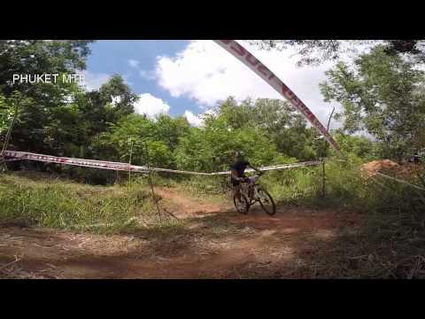 การแข่งขันจักรยานเสือภูเขาเก็บคะแนน จ. ภูเก็ต