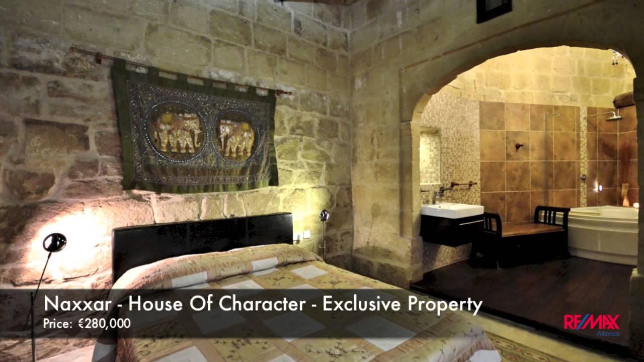 Naxxar House Of Character