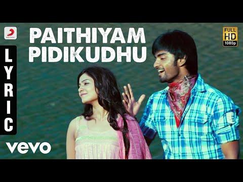 Baana - Paithiyam Pidikudhu Lyric | Yuvanshankar Raja