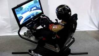 BlueTiger Video 1: Evolution of Motion Simulators