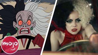 The Evolution of Cruella de Vil Thumb
