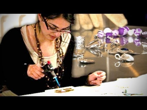 Jewellery maker | Young entrepreneur | The Mix