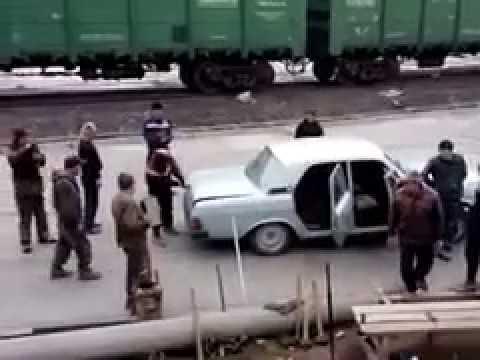 Russian carpooling