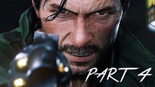 THE EVIL WITHIN 2 Walkthrough Gameplay Part 4 - Shotgun (PS4 Pro)