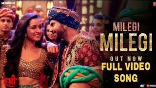 Milegi Milegi Video Song | STREE | Mika Singh |Dance Choreography| Kids dance video|Shraddha Kapoor