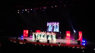 Manila Science High School Chorale (Musikapella 2013)