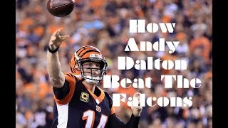 How Bill Lazor and Andy Dalton gave the Falcons fits