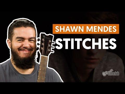Stitches - Shawn Mendes  de violão simplificada
