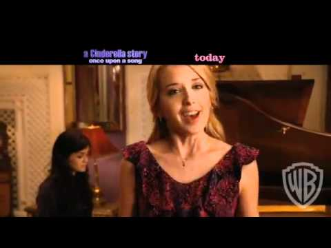 A Cinderella Story - Once Upon a Song Trailer