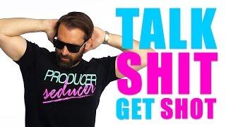 Talk Shit (Get Shot)(Official Music Video) - Kinda Funny Live