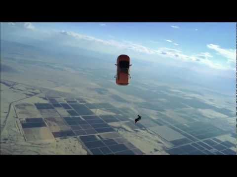 Nowadays cars can skydive! John Mayer - Gravity (Music Video) #skydrive.fr