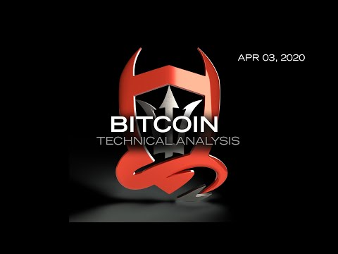 Bitcoin Technical Analysis (BTC/USD) : Hard To Kill A Bull...   [04.03.20]