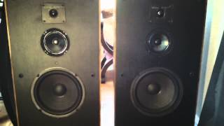 1985 Boston Acoustics A150's