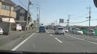 【ドライブ】茨城県稲敷郡阿見町のココス阿見住吉店に到着した❗3⃣