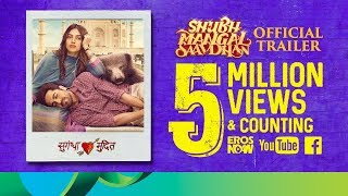Shubh Mangal Saavdhan | Trailer Receives 5 Million Views