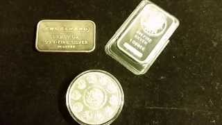 #2 Buy, Sell and Trade. Silver, Gold, Platinum. 11-16-2014