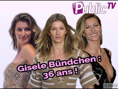 Gisele Bündchen : 36 looks pour ses 36 ans !