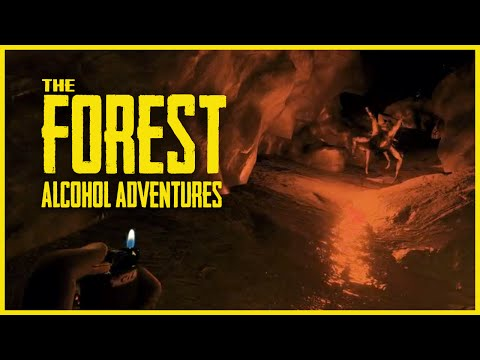 AA: Alcohol Adventures | The Forest