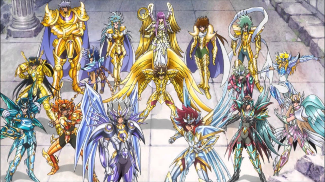 Saint Seiya Omega (SubITA) 2012 - Anime in Streamig ...