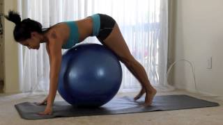 At home workout: Abdominal & Gluteus (Core Strength training)