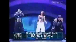 Team Extreme (Hardy Boyz & Lita) Tribute