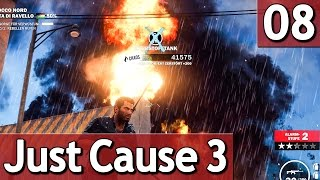 Just Cause 3 #8 GRONKH ist gegen uns 60 FPS Abriss Simulator Lets Play deutsch german