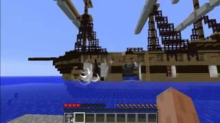 Minecraft-Pirates Battle ศึกโจรสลัด_BDG TV